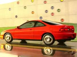 1999 Acura Integra LS 2dr Coupe