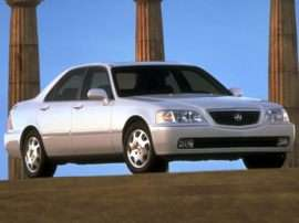 1999 Acura RL 3.5 4dr Sedan
