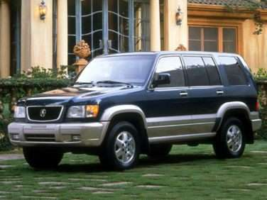 1999 Acura SLX