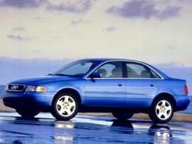 1999 Audi A4 2.8 4dr Sedan