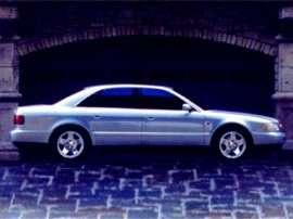 1999 Audi A8 Base 4dr Sedan