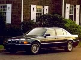 1999 BMW 740 iA 4dr Sedan