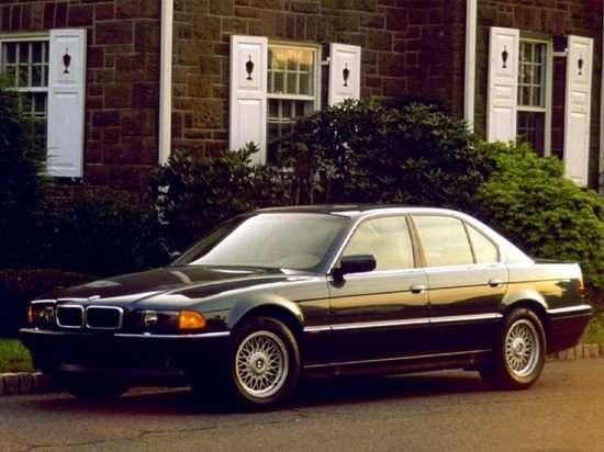 1999 Bmw 740 Models Trims Information And Details