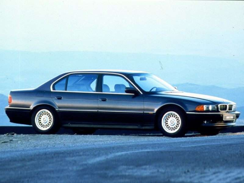 1999 Bmw 740 Pictures Including Interior And Exterior