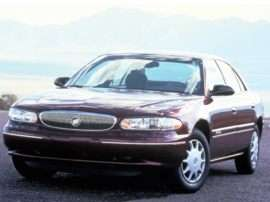 1999 Buick Century Custom 4dr Sedan