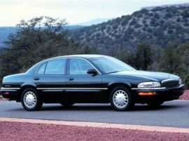 1999 Buick Park Avenue Base 4dr Sedan