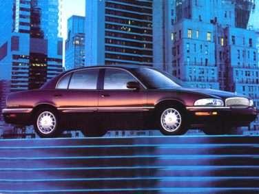 1999 Buick Park Avenue Ultra
