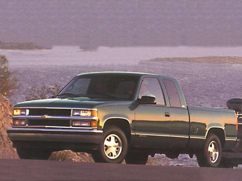 1999 Chevrolet C1500