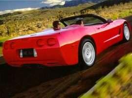 1999 Chevrolet Corvette Base 2dr Convertible