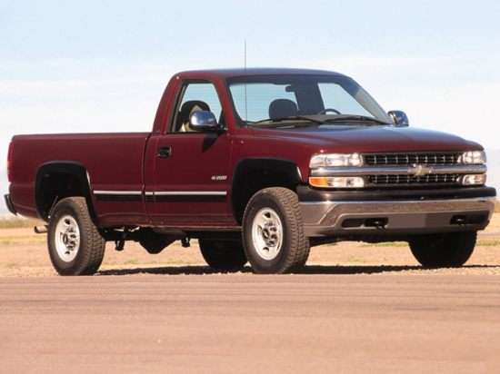 1999 Chevrolet Silverado 2500
