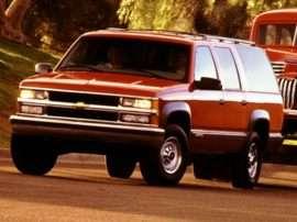 1999 Chevrolet Suburban 1500 Base 4dr 4x2