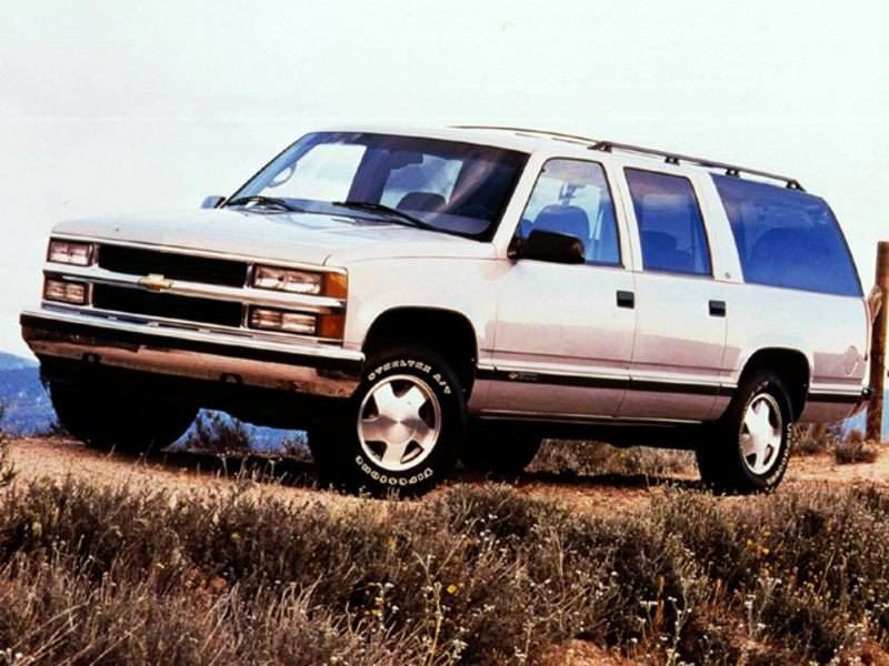 1999 chevrolet suburban 2500 pictures including interior. Black Bedroom Furniture Sets. Home Design Ideas