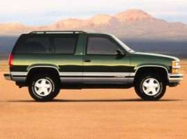 1999 Chevrolet Tahoe Base 2dr 4x2