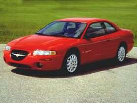 1999 Chrysler Sebring LX 2dr Coupe