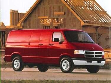 1999 Dodge Ram Van 2500