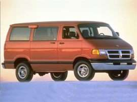1999 Dodge Ram Wagon 1500 Base Passenger Van