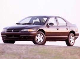 1999 Dodge Stratus Base 4dr Sedan
