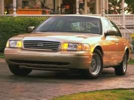 1999 Ford Crown Victoria Base 4dr Sedan