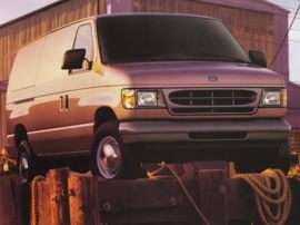 1999 Ford E-250 Commercial Cargo Van