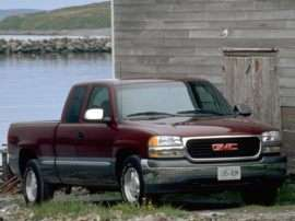 1999 GMC Sierra 1500 SLE 4x2 Extended Cab 141.5 in. WB