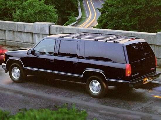 1999 GMC Suburban 1500