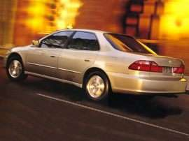 1999 Honda Accord DX 4dr Sedan