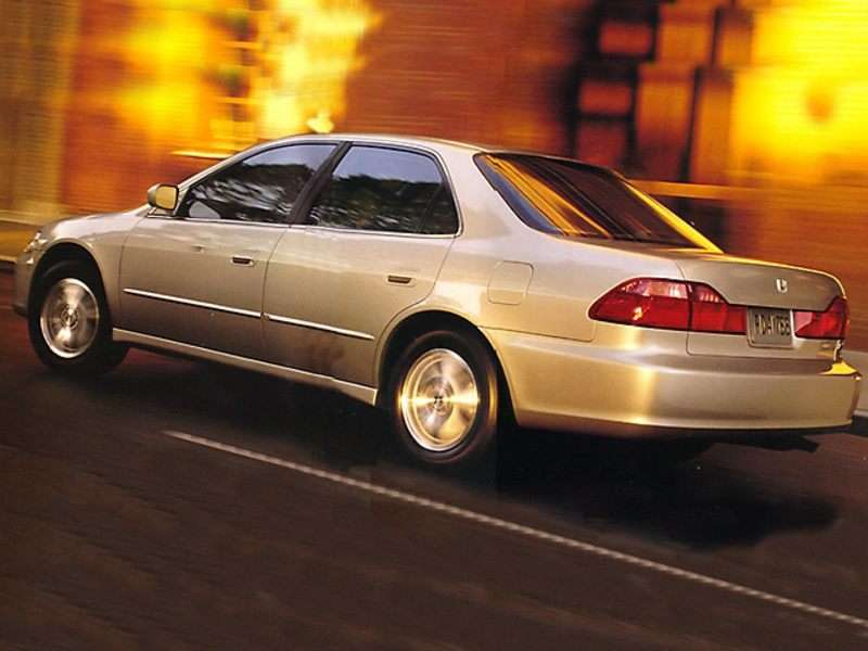 Three Decades of Honda Accords