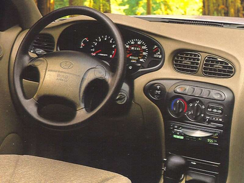 1999 Hyundai Elantra Pictures Including Interior And
