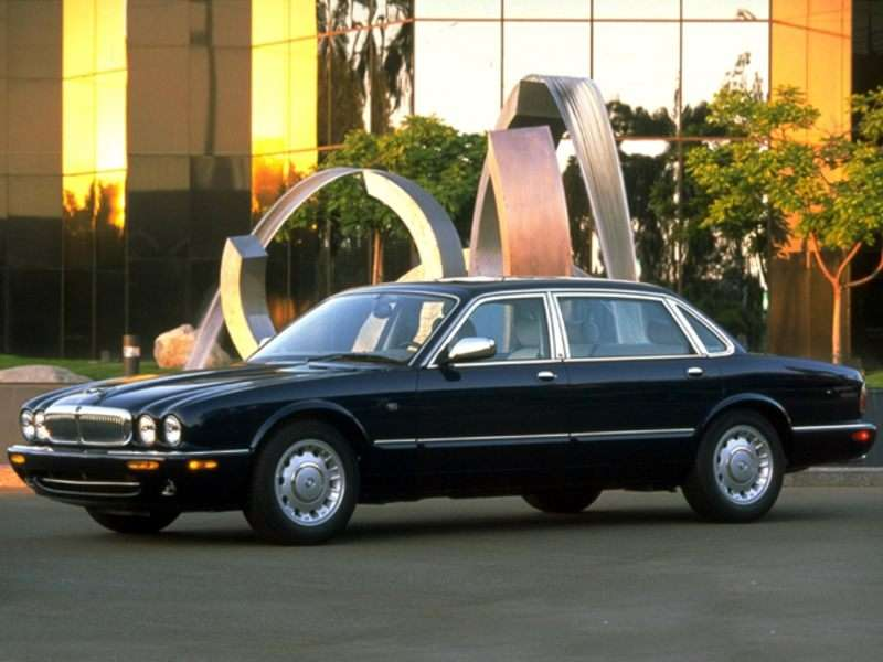 1999 Jaguar Xj8 Pictures Including Interior And Exterior