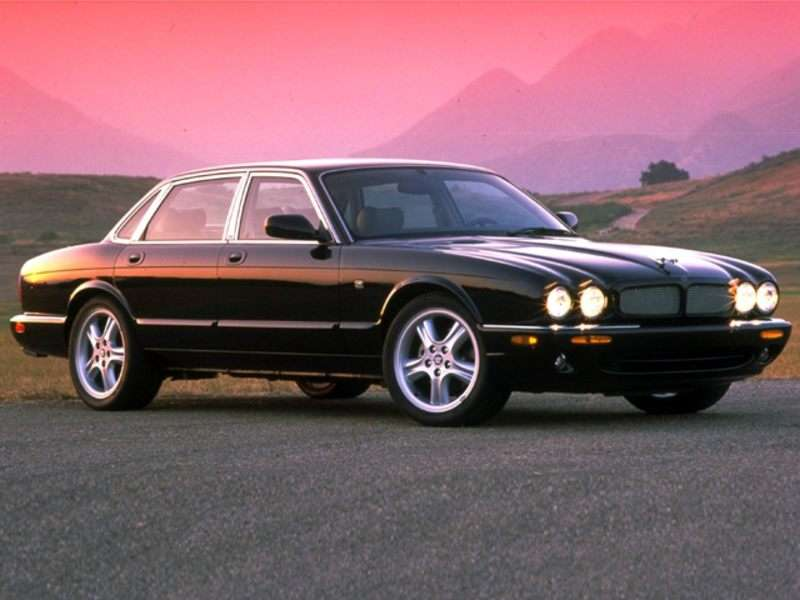 1999 Jaguar Xjr Pictures Including Interior And Exterior