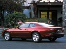 1999 Jaguar XK8 Base 2dr Coupe
