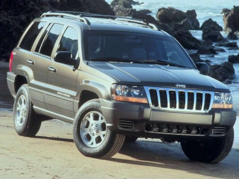 1999 Jeep Grand Cherokee