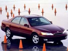 1999 Lexus ES 300 Base 4dr Sedan
