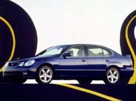 1999 Lexus GS 400 Base 4dr Sedan