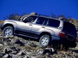 1999 Lexus LX 470 Base 4dr All-wheel Drive