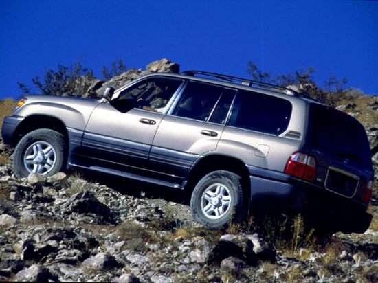 1999 Lexus LX 470