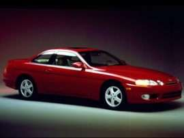 1999 Lexus SC 400 Base 2dr Coupe