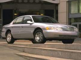 1999 Lincoln Continental Base 4dr Sedan