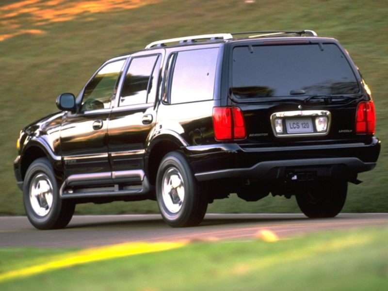 1999 Lincoln Navigator Pictures Including Interior And Exterior Images