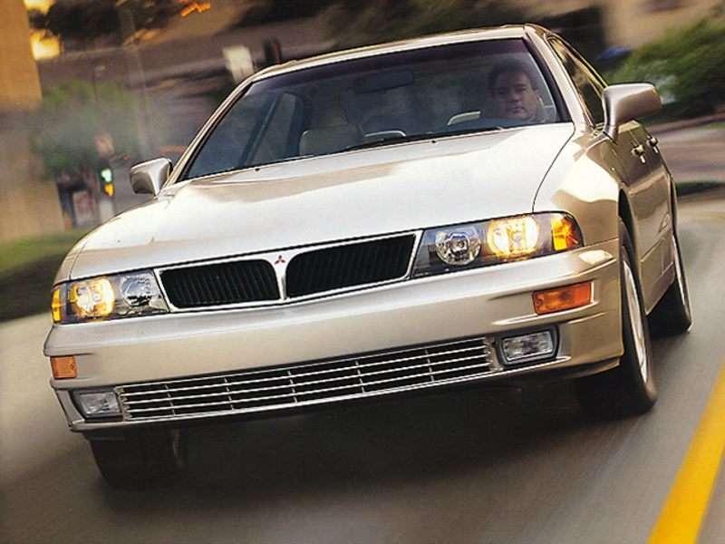1999 Mitsubishi Diamante