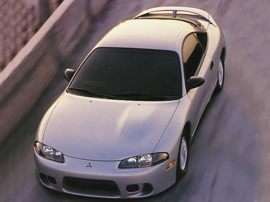 1999 Mitsubishi Eclipse RS 2dr Coupe