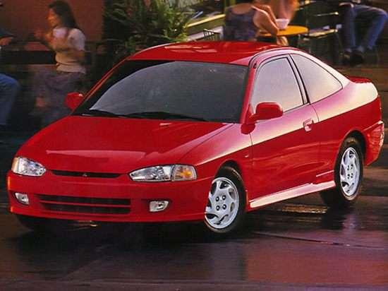 1999 Mitsubishi Mirage
