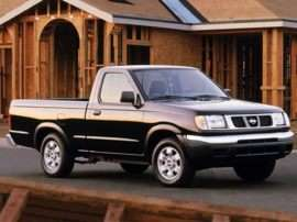 1999 Nissan Frontier XE 4x2 Regular Cab 104.3 in. WB