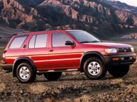 1999 Nissan Pathfinder XE 4dr 4x2
