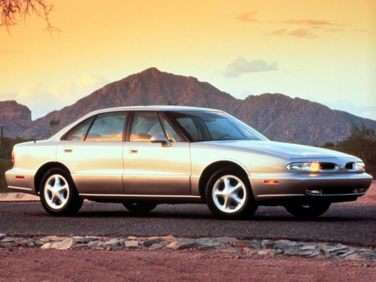 1999 Oldsmobile LSS