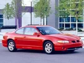 1999 Pontiac Grand Prix GT 2dr Coupe