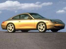 1999 Porsche 911 Carrera 2dr Coupe