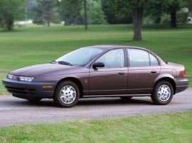 1999 Saturn SL1 Base 4dr Sedan