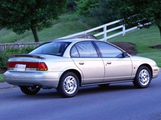 1999 Saturn SL2
