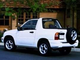 1999 Suzuki Vitara JS 1.6 2dr 4x2